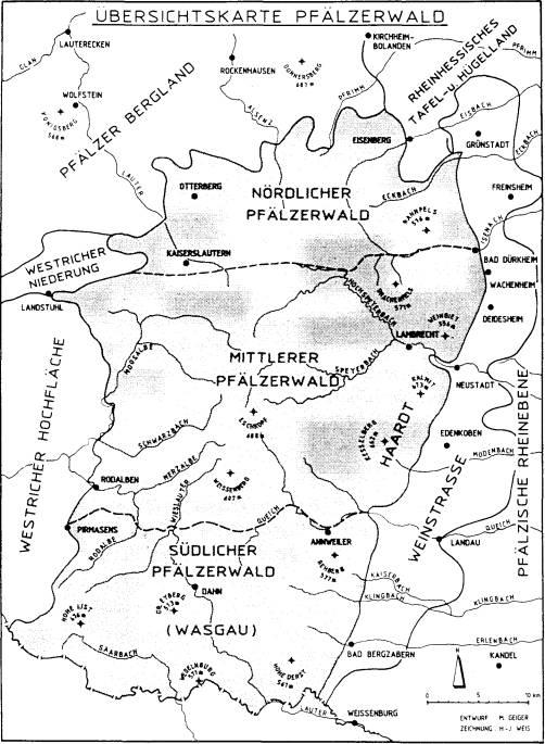 nord-süd ausdehnung deutschland in km